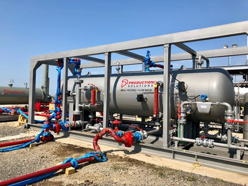 Production Solutions International | Well Testing and Flowback